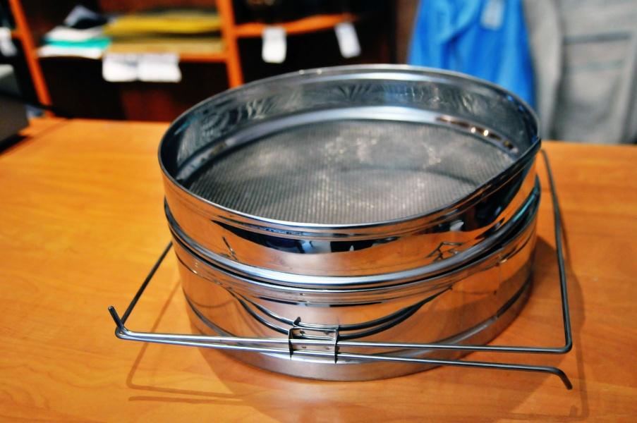 Фильтр D-300 н/ж, двухсекционный.