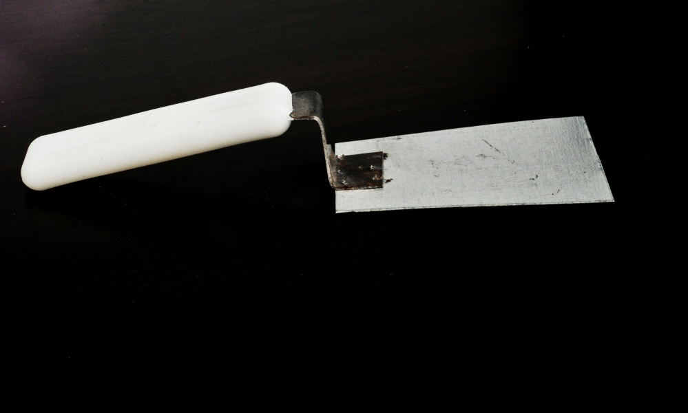 Скребок-лопатка
