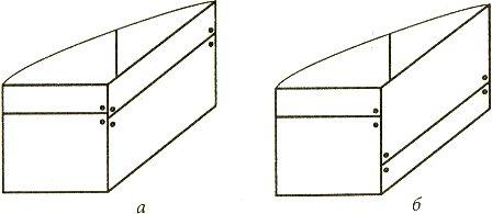Подбор заготовок корпуса улья